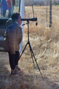 boy with scope_FCNC Birding trip_E-ElPasoCoCO_LAH_6788