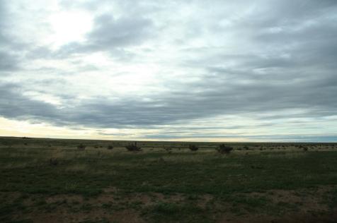 Near Chico Basin Ranch