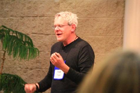 Ted Floyd - Keynote Speaker